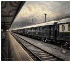 Orient Express by Pajunen