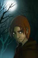 Kvothe by ArtTales