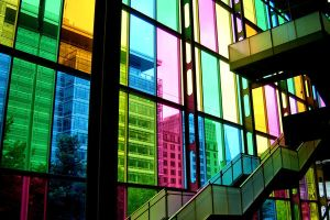 Coloured Windows by Karin80