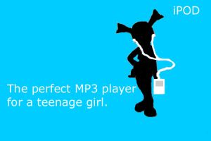 Ipod Natalie by PipoMadness1992