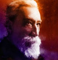 Anatole France by Priapo40