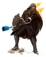 Dragon Blood by wood-illustration