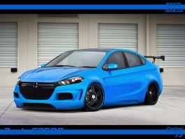 Dodge Dart GP500 by TeofiloDesign