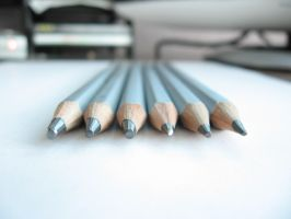 pencils2 by alexeit