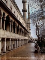 Blue Mosque by couleur
