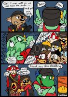 Halloween Fortress 2 - page 2 by Shinigami-Ziggy