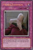 Picard Trap Card by Zhortac