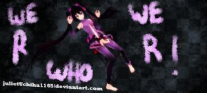 .:MMD X Utau:. We R Who We R (Nightcore Remix) by julietUchiha1165