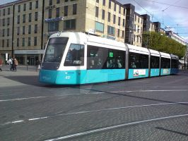 Tram 5, Gothenburg by ProjektGoteborg