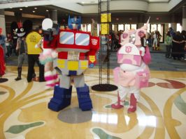 Transformers Cosplayers by eburel506