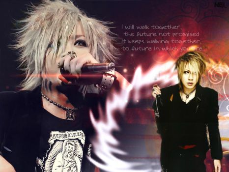 Ruki  the GazettE by Picar77
