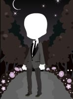 Slenderman by EvanescenceHakuFan16
