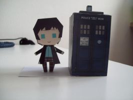 Doctor Who Paperdoll - 2 by Rabenstolz