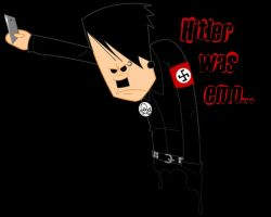 Hitler Was Emo... by jellykingdom