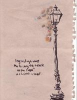 Lamppost by wikkedvenus