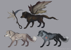 designs II by florawolf
