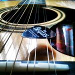 My Epiphone DR212 by Razhik