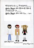 HarryPotterNTheLastNameCover by Mysterious-L
