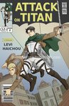Attack on Titan by DeanGrayson