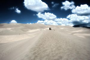 Great Sand Dunes National Park by raze182