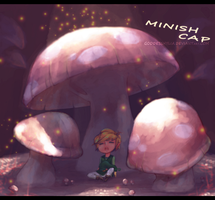 Minish Cap: Day Braking by GoddessHylia