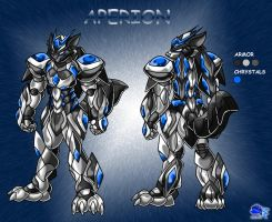 Aperion V4 by Otakuwolf
