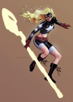 Stargirl Colouring by CMGfx