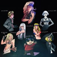 7 Gaga 1 Cartman by Toxandreev