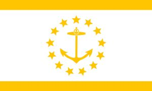 The New Flag of Rhode Island by achaley