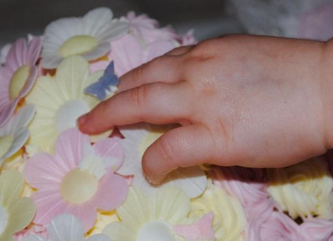 Pretty Little Hand by AndNowYourDead