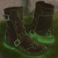 Gaia Boots by ThroneSeeker