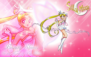 Sailor Moon Extra Wallpaper by Supremechaos918