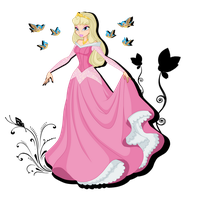 Contest entry: OC in Disney Princess by WinxFandom