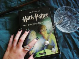 HPCP: Harry Potter and the Half-blood Prince by Lillyka