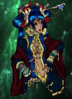 ++ The Empress..Lilith Sahl ++ by Venji