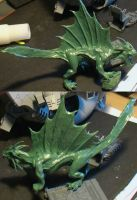 Salamander WIP 2 by The-Build