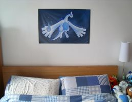 Lugia Poster by Articuno