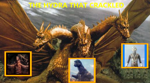 THE HYDRA THAT CRACKLED by Alihassan