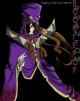 Boogiepop Phantom by AnarchicQ