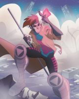 Gambit by Bloodzilla-Billy