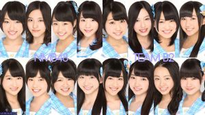 NMB48 Team B2 May 2013 (update) by jm511