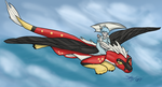 Let Me Be Your Wings by Ziratoni