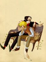 good omens by faQy