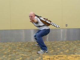 Otakon 2012 - Cole McGrath [inFAMOUS] by Angel1224