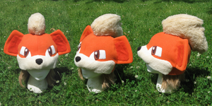 Growlithe Hat