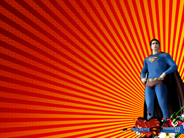 Superman Forever by archanN by guistyles