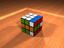 Rubiks Cube by mb-neo