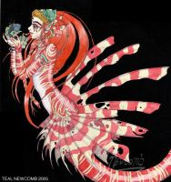 Lionfish by Mermafied