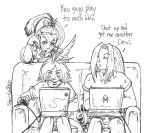 Too Much WoW by sforzie