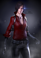 #Ada Wong - SPY by DemonLeon3D